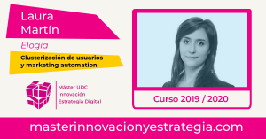 laura martin - clusterizacion de usuarios - marketing automation