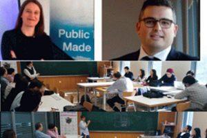 Política de financiación y experiencias de PYMES innovadoras